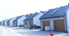 Domy szeregowe w Koszalinie