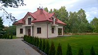 (Polski) Domek w DąbkachHaus in Dabki